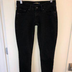 Levi's 524 Too Superlow skinny jeans sz 1S EUC LN